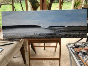 finish painting