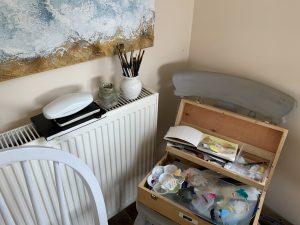 Beach Bungalow Kitchen studio